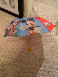 Disney Mickey Mouse ClubHouse umbrella time Wilmot, N3A
