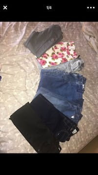 Girls Size 10 Jeans and Pants Nolanville, 76559