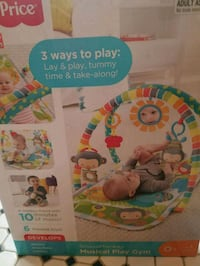 baby's Fisher-Price activity gym box Alexandria, 22303