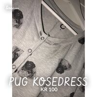 Pug kosedress Bergen, 5058