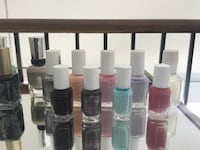 21 nail polishes Wasaga Beach, L9Z 0E3