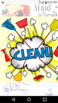 Cleaning house Scottsdale, 85257