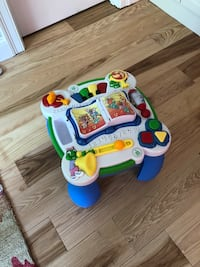 Leap frog play table Bedford, 01730