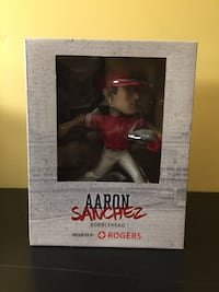 Aaron Sanchez Blue Jays Bobblehead