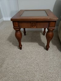 Solid wood side table Tampa, 33612