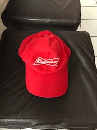 Bud hat one size fits all in great condition color red  Port Saint Lucie, 34983