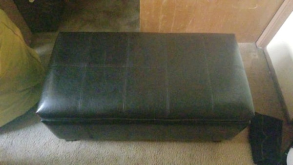 Outstanding Black Leather Tufted Sofa Chair Frankydiablos Diy Chair Ideas Frankydiabloscom