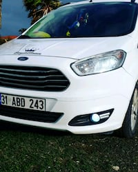 Ford - Courier - 2014 9205 km