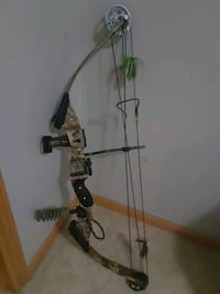 PSA bruin pro series , compound bow