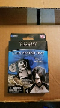 Criss Angel: Coin Nested Trap