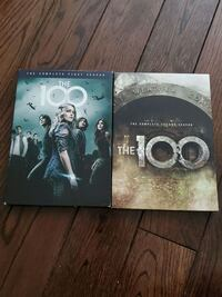 The 100 seasons  1,2 on dvd  Guelph, N1E 6M2