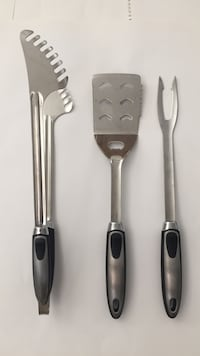 Barbecue Tools Large Spatula, Tongs and Fork Palmdale, 93552