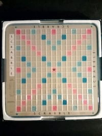 Scrabble Full Set circa. 1977