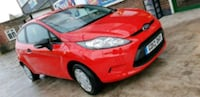 Ford - Fiesta - 2012 Greater London, IG3 8NA