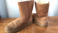 Pair of brown ugg boots Livermore, 94550