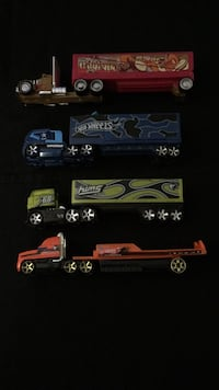 black and red car die-cast model Damascus, 20872