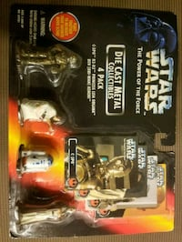 Star Wars collectible Die Cast Metal Manassas, 20112