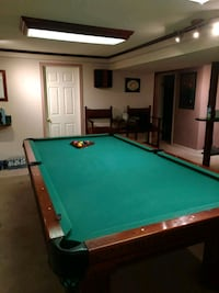 9' Hustler pool table  Devon, T9G 1M3