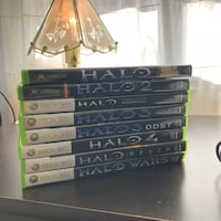 Halo Games Collection