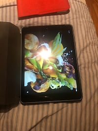 black tablet computer with case Vancouver, V6E 1P1