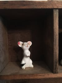 Vintage mouse ceramic figurine Oklahoma City, 73145