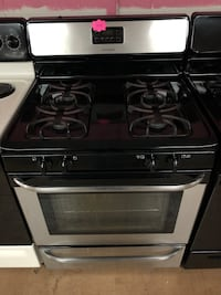 Frigidaire stainless steel gas stove Woodbridge, 22191