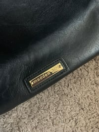 Steve Madden leather back pack