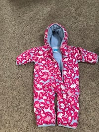 Toddler snow suit + Boots