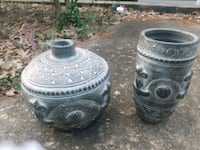 2 very nice heavy pots Little Rock