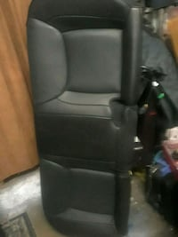 Chrysler  300 2017 rear leather seat like new