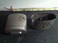 two black and gray metal containers Middletown, 06457