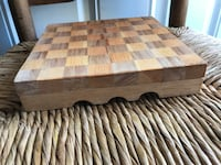 Mixed Wood Tray/Trivet Hagerstown, 21742