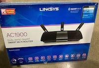 Router Linksys Smart Wi-Fi Router AC1900 Los Angeles, 91411
