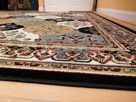 New Turkish Traditional Area Rugs Multi Color Rugs