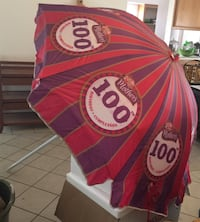 Mother's Cookies 100th Birthday Giant Umbrella Lancaster, 93534