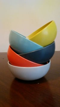 12 Colorful ceramic bowls  Gaithersburg, 20878