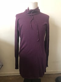 women's purple long-sleeved dress Spring Valley, 10952