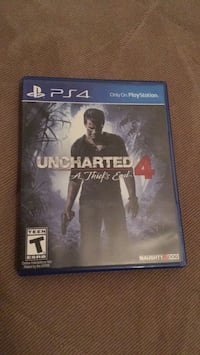 Uncharted 4-PS4 Millbrook, 36054