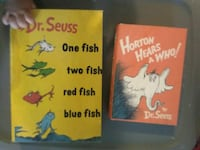 Vintage Dr Suess Book Boxes Baltimore, 21201