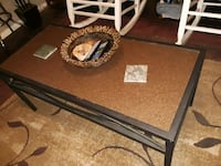 Coffee table & tv stand Longview