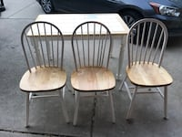 Kitchen Table with 3 Chairs Downers Grove, 60516