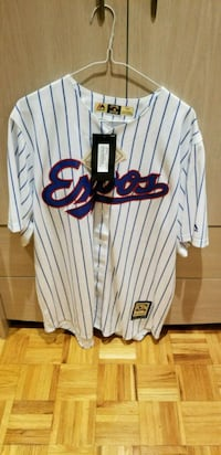 Brand new expos shirt - large Longueuil, J4L 3S2