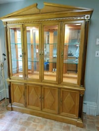 Lovely STANLEY China Cabinet  McLean, 22101
