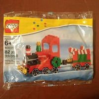 Lego promo polybags Vancouver