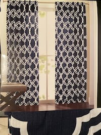 tahari curtains -2 panels/2 sets (4 panels total) Fairfield, 06825