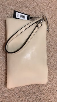 New Banana Republic leather purse