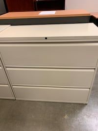 Grey 3 drawer lateral Tigard, 97223