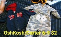 toddler's assorted clothes Hamilton, L8L 7K2