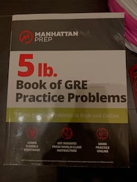 GRE PRACTICE BOOK Washington, 20037