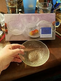 15 piece glass bowl set San Marcos, 92078
